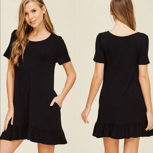 Dresses & Skirts - Baby Doll Mini Dress